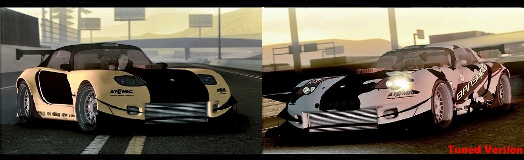 GTA V Bravado Banshee 900R (DLC Drop Zone)