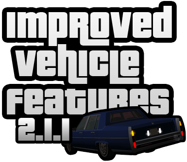 Improved Vehicle Features (IVF) v2.1.1