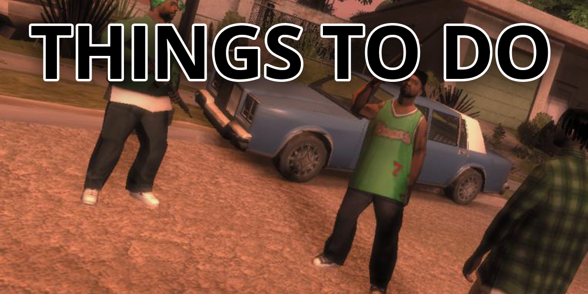 GTA San Andreas beta mod