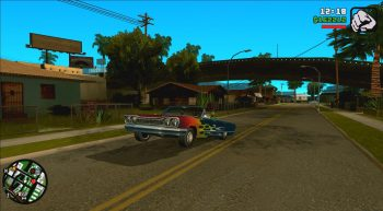 Мобильная GTA San Andreas на PC