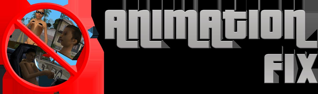 Animation Fix 1.5 gta sa