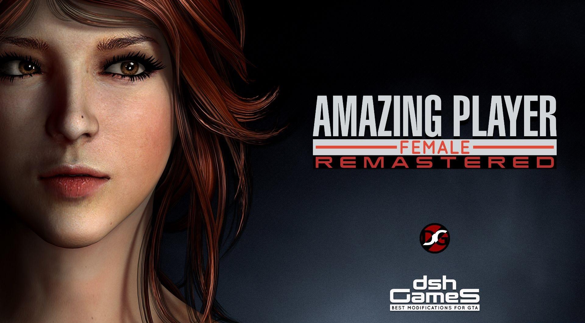 Amazing player: Female [REMASTERED]